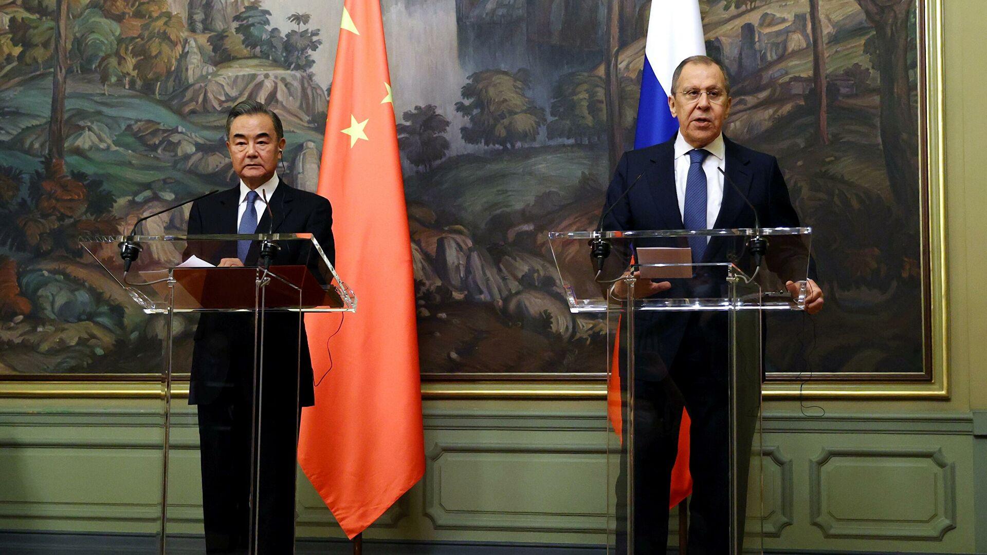 Пекинг: Пријатељство Кине и Русије је чврсто као стена, оно је неуништиво