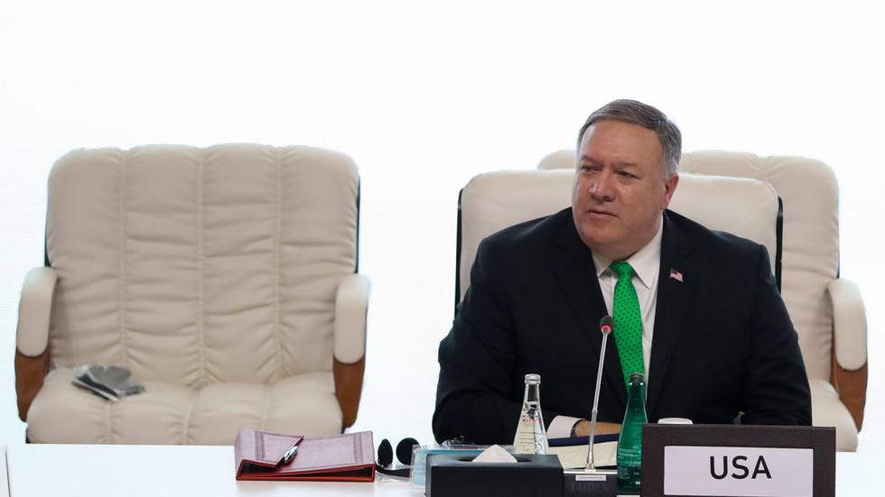 РТ: САД једнострано уводе санкције УН-а Ирану упркос противљењу чланова Савета безбедности УН-а - укључујући америчке савезнике