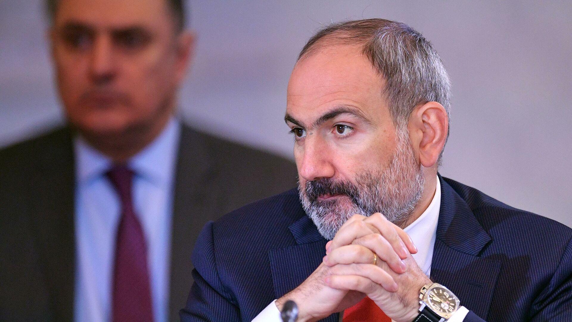 Пашињан: Све ово доживљавамо као рат који је објављен јерменском народу