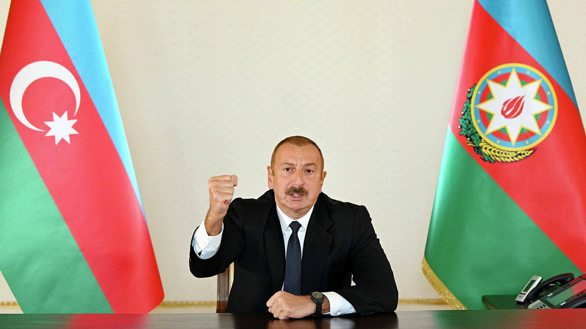 """""""Азербејџан спреман да обустави борбена дејства ако Јерменија предложи повлачење снага из Нагорно-Карабаха"""""""