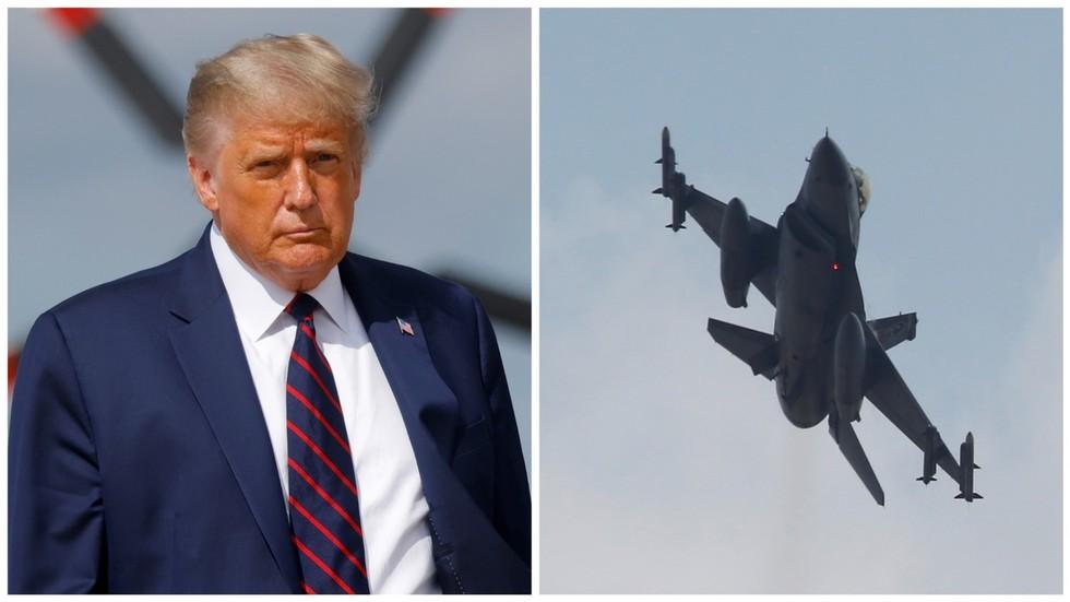 РТ: Док се битка за Нагорно-Карабах наставља, Јерменија тражи да Вашингтон објасни да ли је Турској испоручио Ф-16 као помоћ Азербејџану