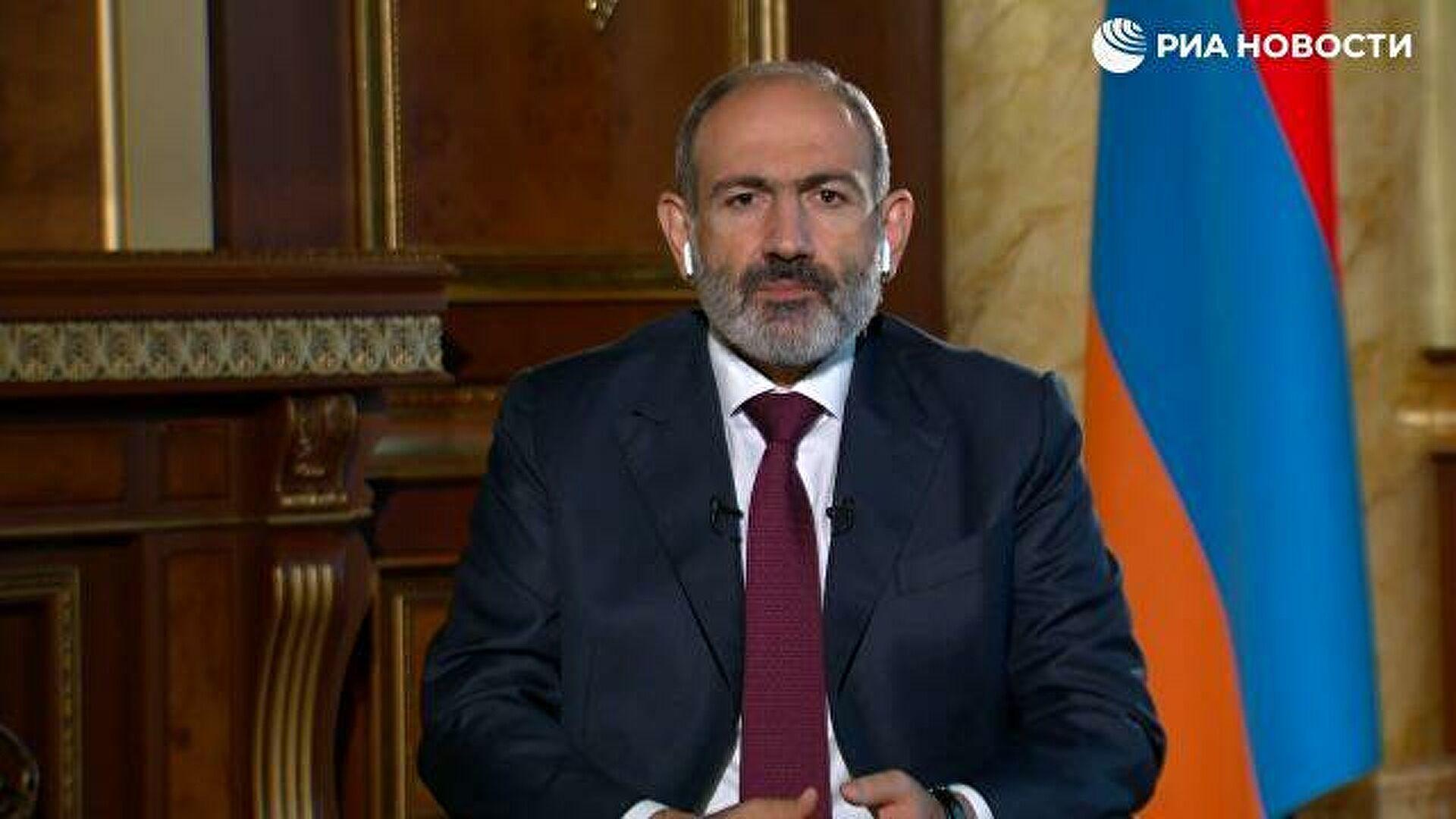 Пашињан: Јермени Нагорно-Карабаха суочавају се са егзистенцијалном претњом