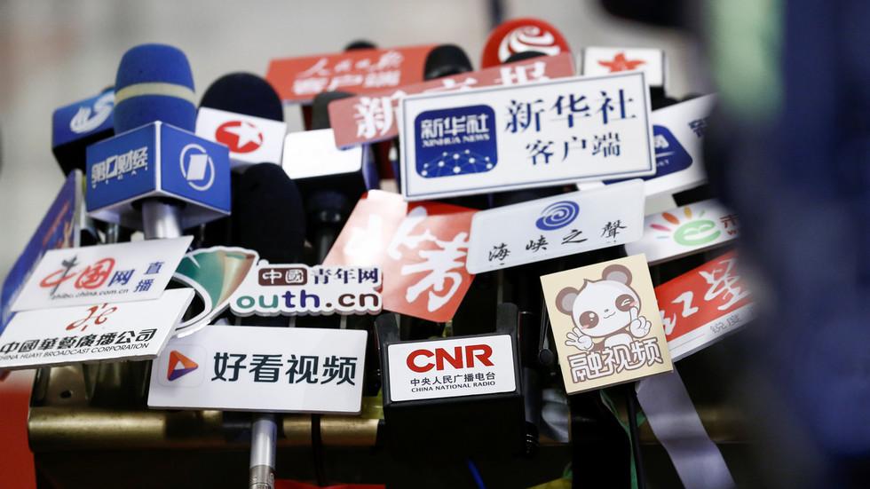 """РТ: Пекинг обећава одговор на """"политичко угњетавање"""" након што су САД шест кинеских медија одредиле као стране мисије"""
