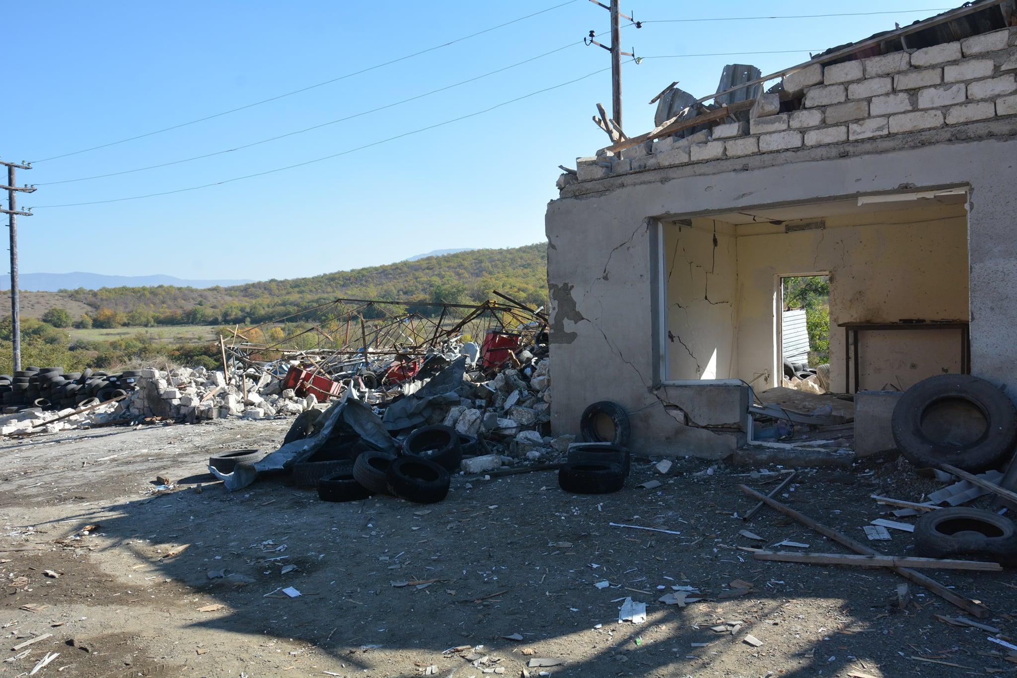 """Председник Нагорно-Карабаха замолио Путина да """"учини све што је могуће како би се окончала борбена дејства"""""""