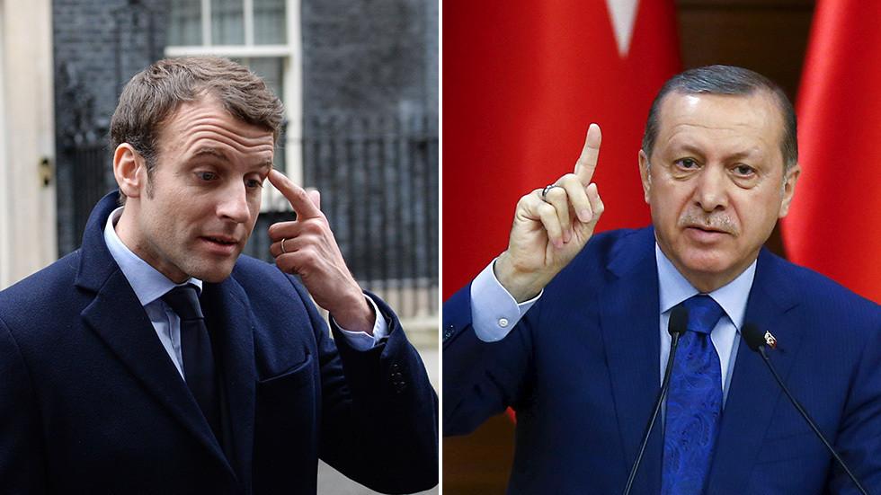 """РТ: Ердоган саопштио да Макрон треба да """"провери ментално здравље"""" и да не разуме слободу вероисповести"""