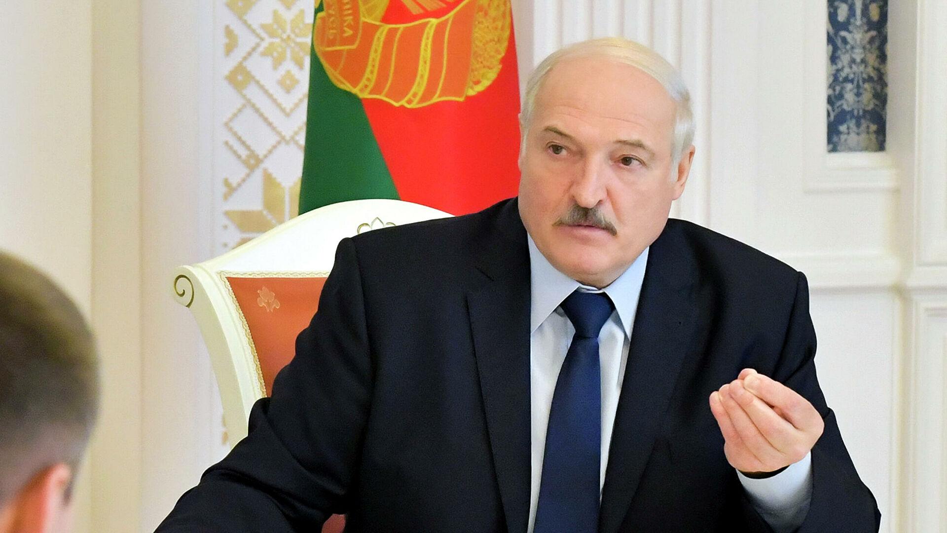 Лукашенко и Помпео разговарали о међусобним односима и међународним питањима