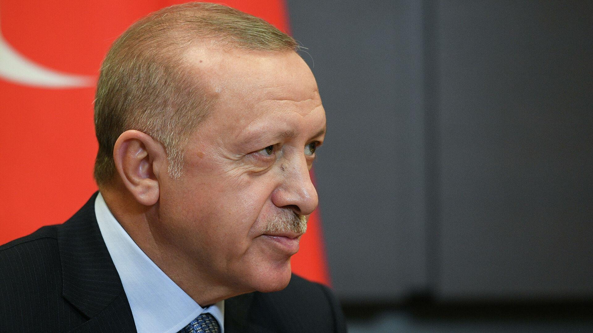 Ердоган: Макрон је случај и да стварно мора да буде прегледан