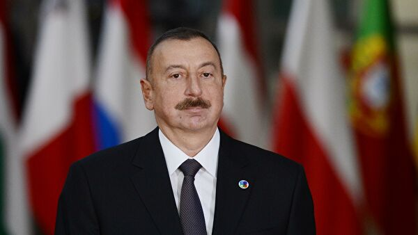 Алијев: Неопходно увести санкције Јерменији