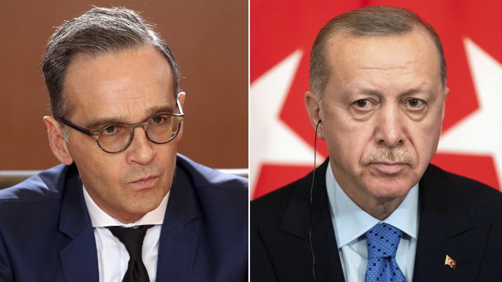 """РТ: Ердоганов напад на Макрона """"нови минимум"""" и """"неприхватљиво"""", каже Мас"""