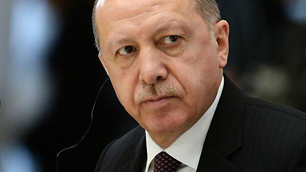 Ердоган: Време да се разговара о реалном предлогу решења две државе на Кипру