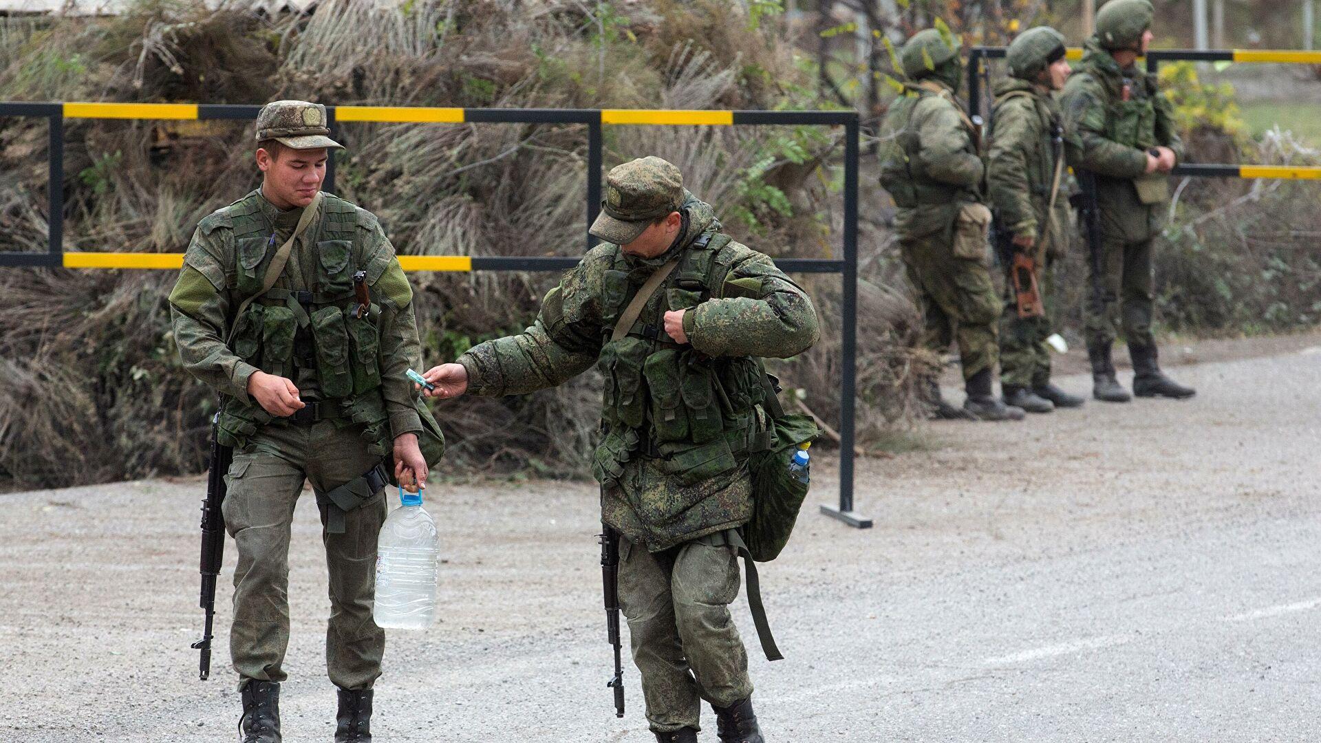 Pašinjan: Prisustvo ruskih mirovnjaka u Nagorno-Karabahu najvažniji faktor za očuvanje mira