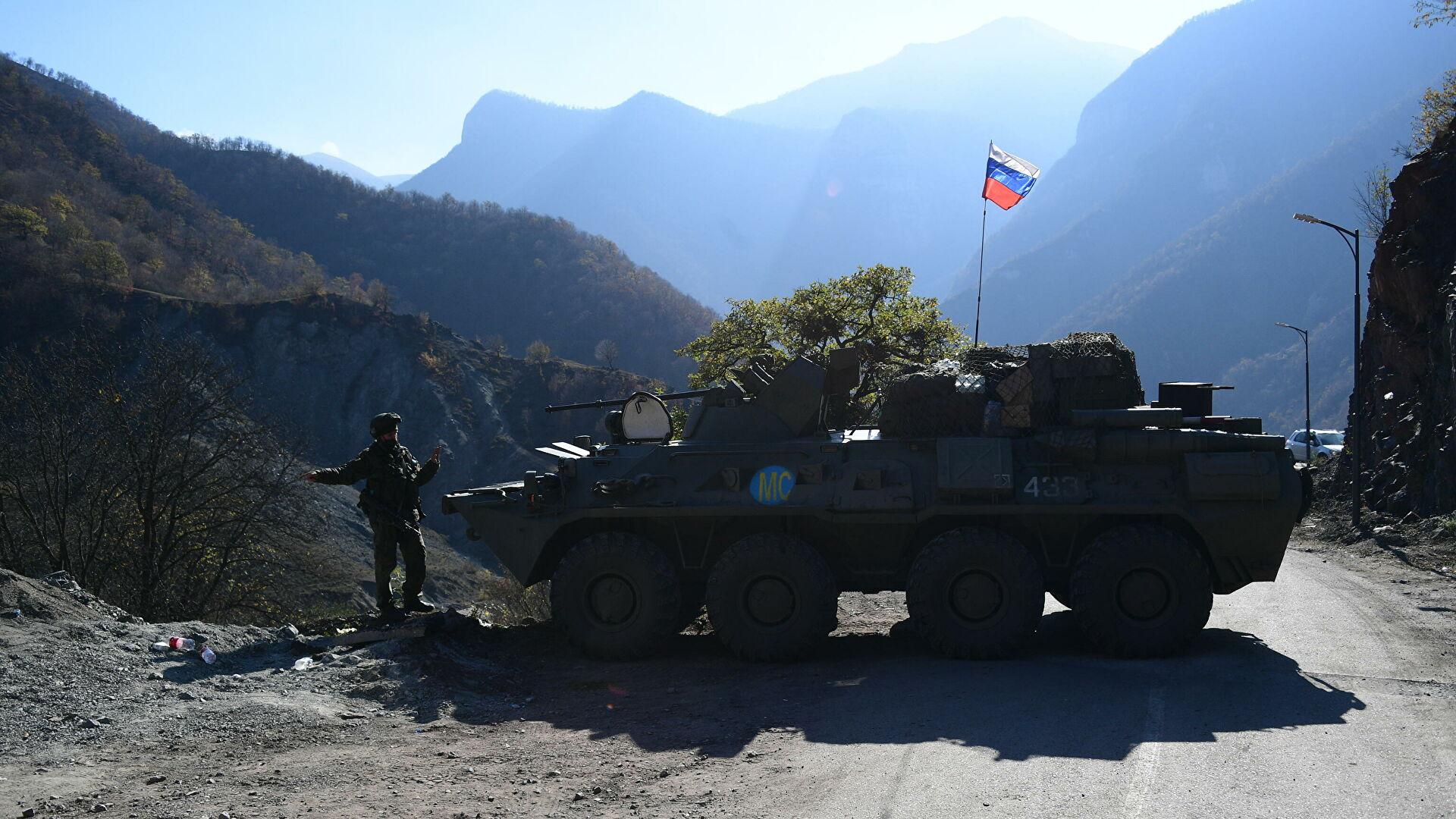 Могућ нови споразум у хуманитарној сфери Русије, Азербејџана и Јерменије