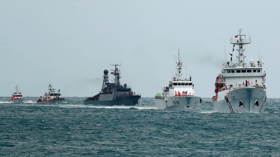 """РТ: Кина обећала """"неопходан"""" одговор на посету америчког адмирала Тајвану"""