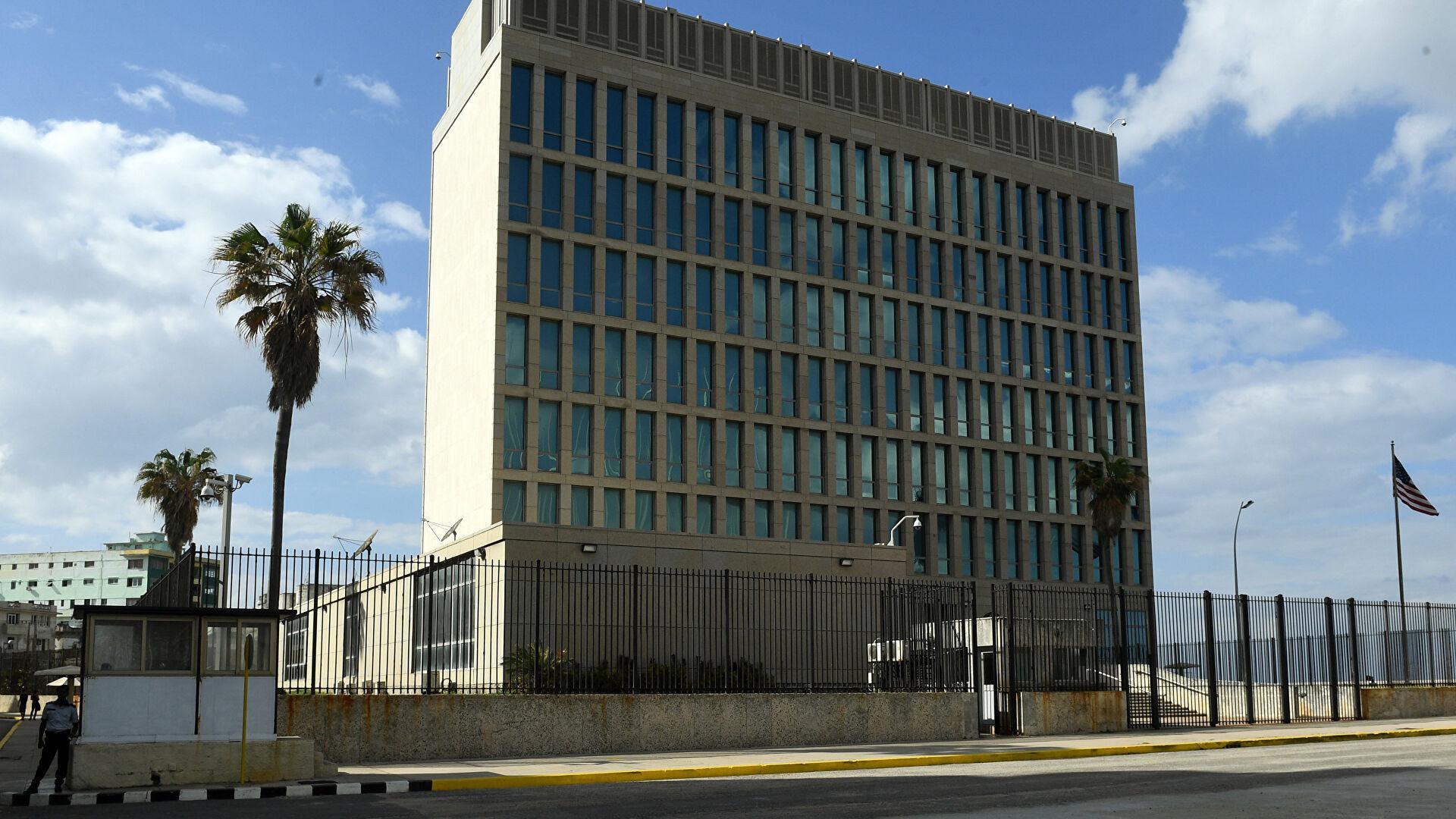 """""""Акустични напади"""" на особље америчке амбасаде на Куби и у Кини"""