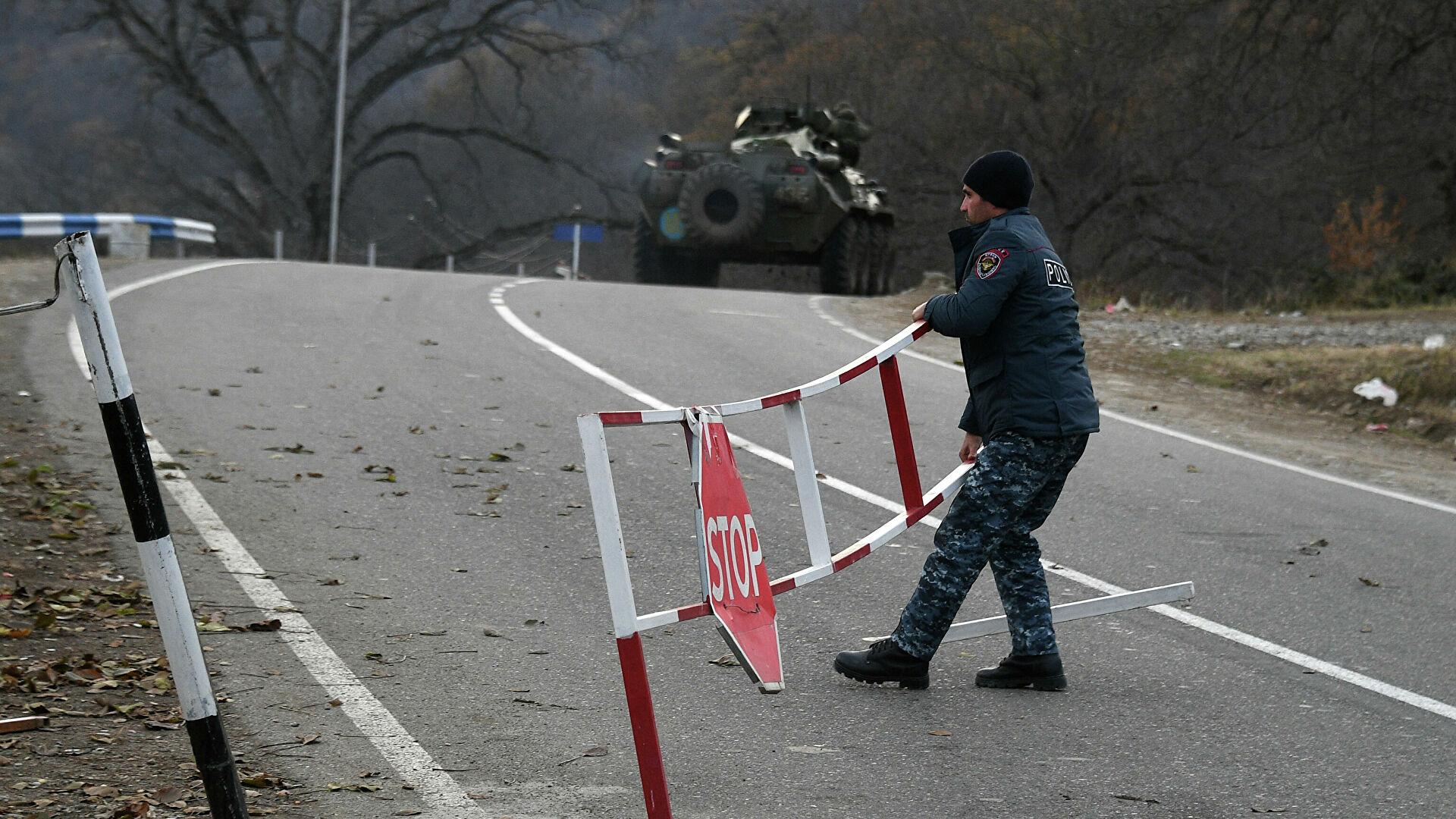 Председник Јерменије замолио Путина да помогне у демаркацији границе са Азербејџаном