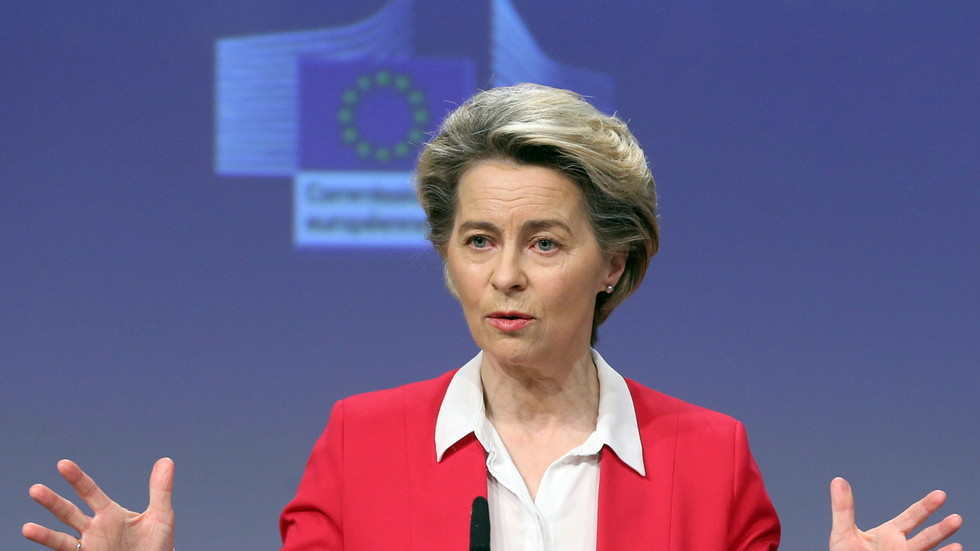 RT: Zemlje članice EU ne mogu same da pregovaraju o ugovorima za vakcinu protiv koronavirusa - Fon der Lejen