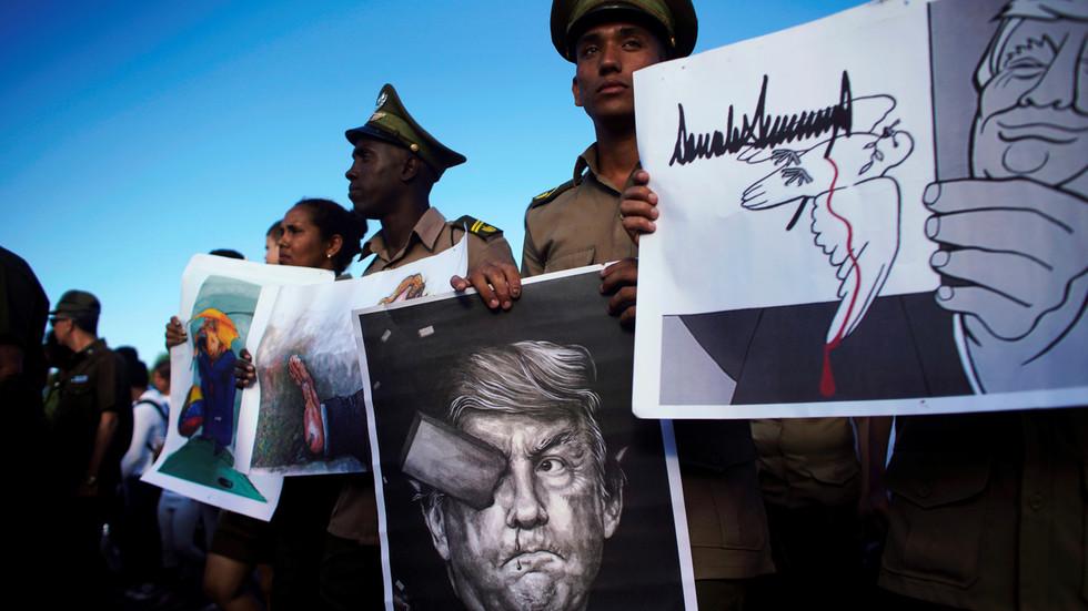 """RT: """"Politički oportunizam"""": SAD stavile Kubu nalistu država sponzora terorizma nekoliko dana pre Trampovog odlaska"""
