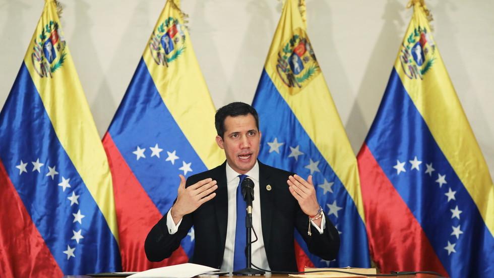 RT: EU više ne priznaje Gvaida za privremenog predsednika Venecuele, dok će bajden obnoviti podršku SAD-a
