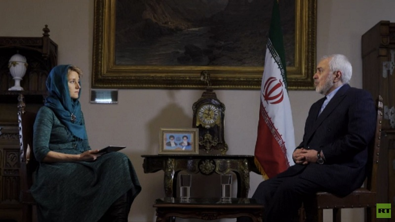 РТ: Никада нисам био пријатељ са Бајденом, али се надам да ће нови амерички председник преиспитати политику економског тероризма - Зариф за РТ
