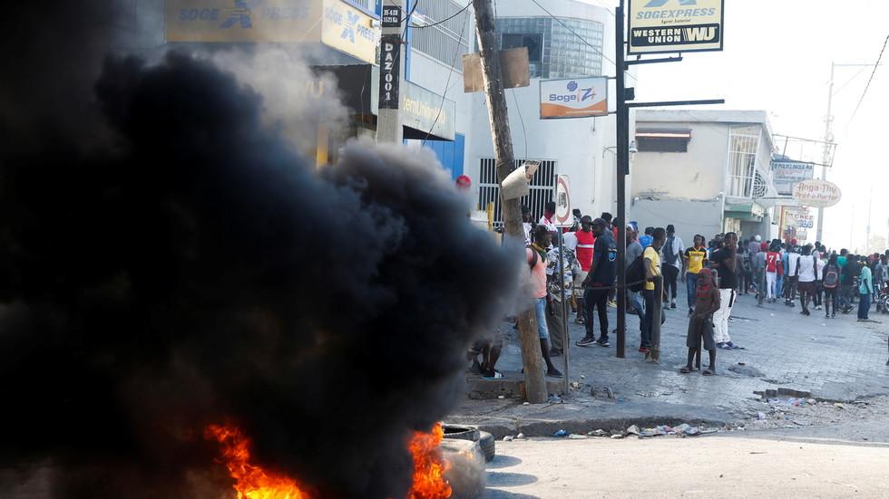 РТ: Спречен покушај државног удара на Хаитију, каже председник земље усред тензија између њега и опозиције