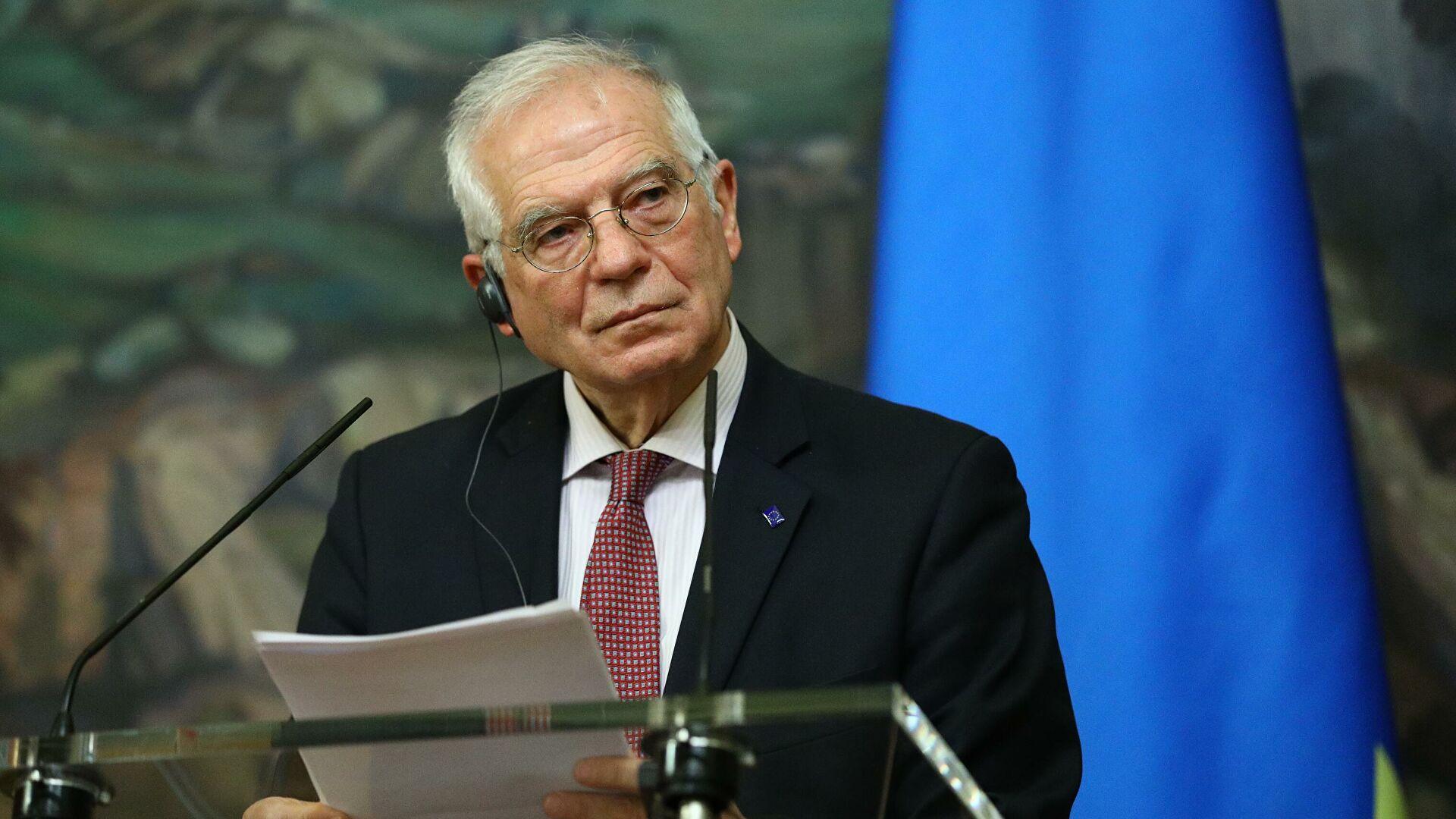 Борељ: Било би исправно укључити санкције против Русије