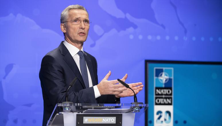 Столтенберг: НАТО појачао присуство у Црном мору као одговор на активности Русије у региону