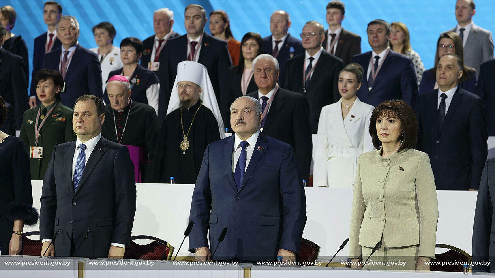 Лукашенко: Белорусија пролази кроз прекретницу