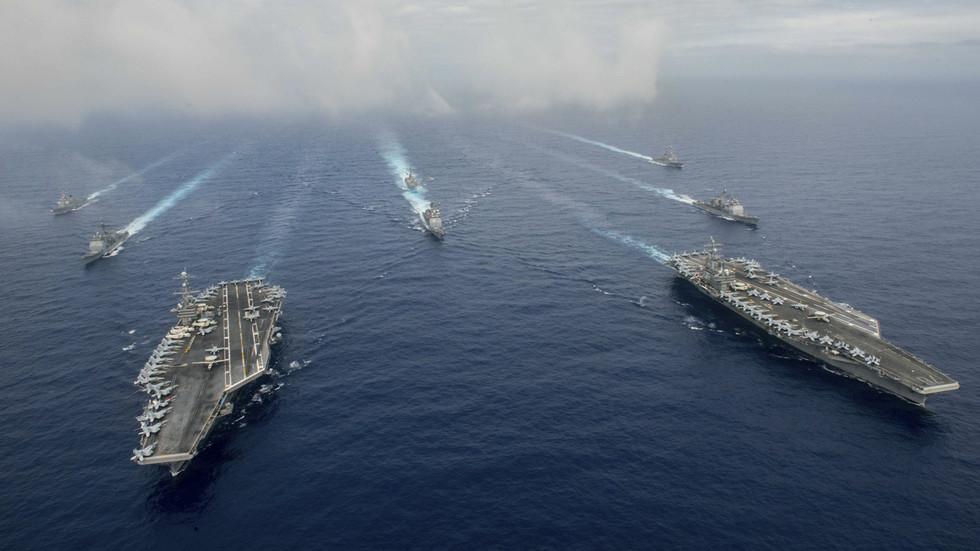 """РТ: Бајден представио """"кинеску радну групу"""" Пентагона ради прегледа """"изазова"""" које Пекинг представља, док америчка војска звецка на њеном прагу"""
