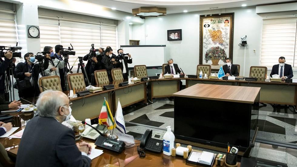 РТ: Иран постигао привремени споразум са инспекторима УН-а док нуклеарни споразум виси о концу