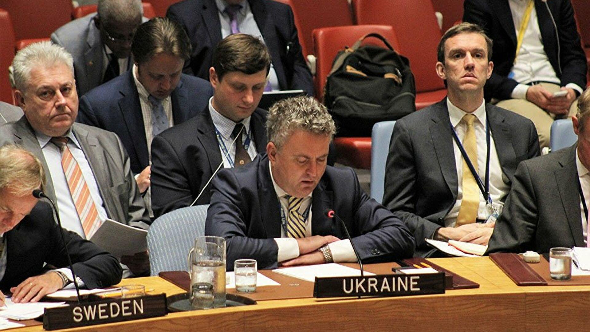 Амбасадор Украјине при УН-у позвао да се Русији одузме право вета у СБ УН-у