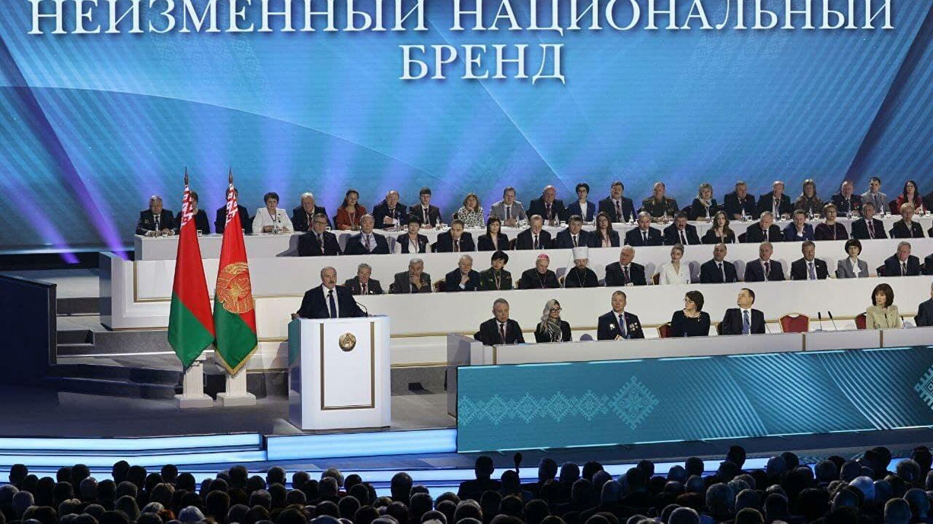 EU produžila sankcije Belorusiji na godinu dana
