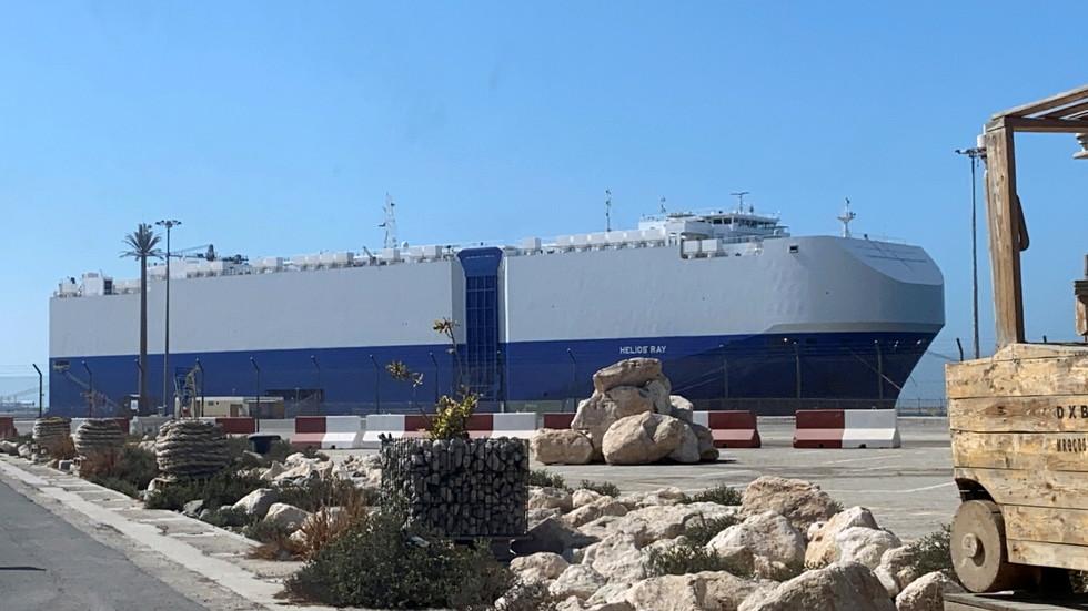 """РТ: Техеран одбацио Нетанијахуове оптужбе за експлозије на броду у Оманском заливу, те саопштио да """"помно надгледа' израелске акције"""""""