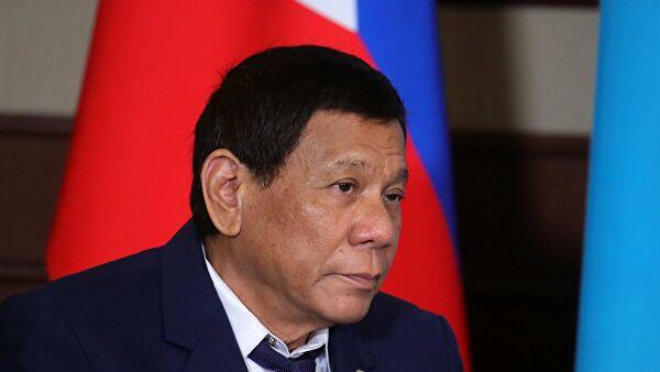 Дутерте: Уверио сам Кину да нећу дозволити да се нуклеарно наоружање Америке распореди на Филипинима