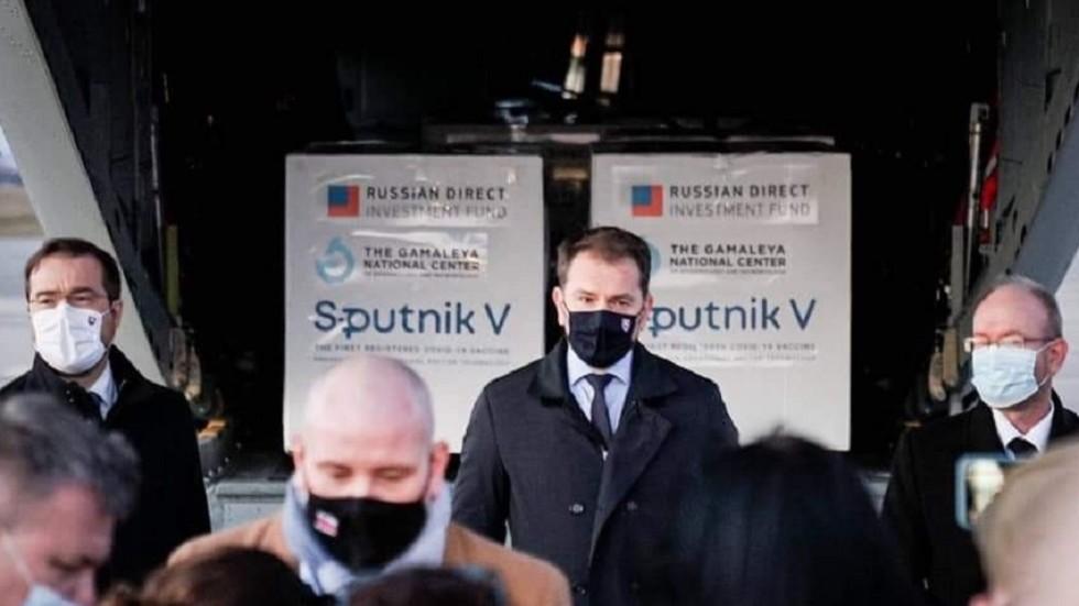 """РТ: """"Ја нисам убица"""": Словачки премијер неће одустати од """"квалитетне"""" вакцине """"Спутник V"""" само зато што је произведена у Русији"""
