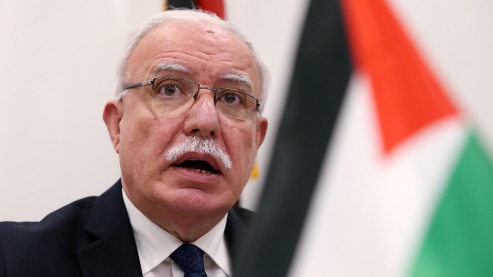 RT: Izrael oduzeo putnu dozvolu ministru spoljnih poslova Palestine nakon posete Međunarodnom krivičnom sudu zbog istrage ratnih zločina