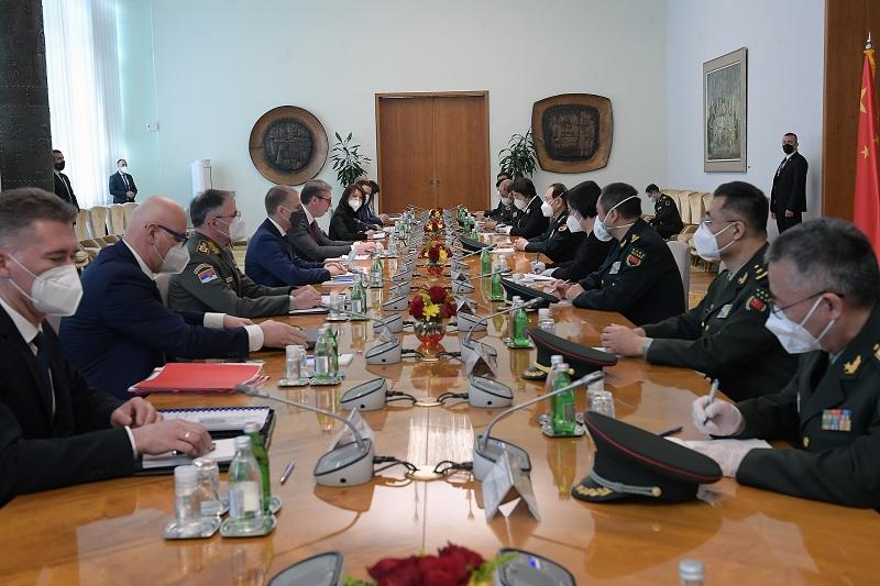 Традиционално пријатељство Србије и Кине
