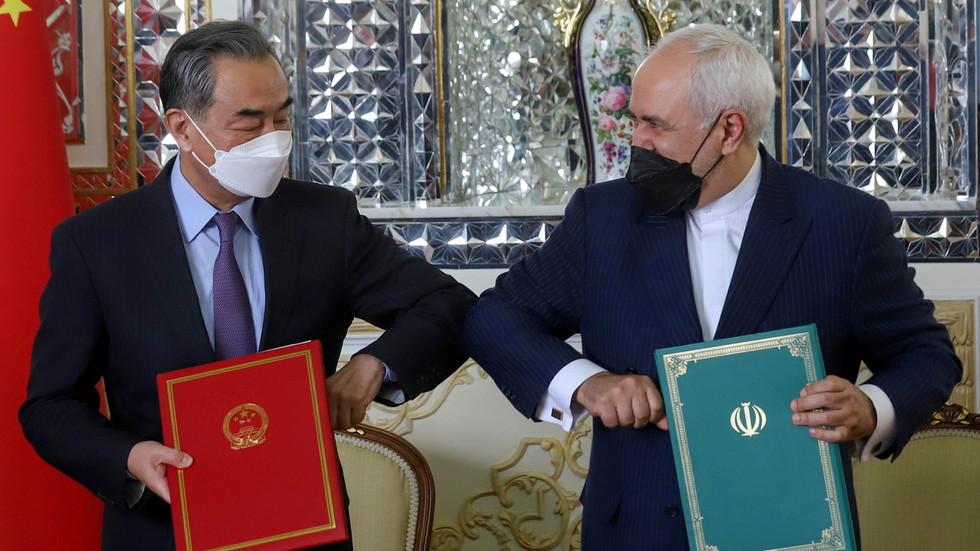 РТ: Иран и Кина потписали 25-годишњи споразум о стратешком партнерству док се обе државе суочавају са притиском САД-а