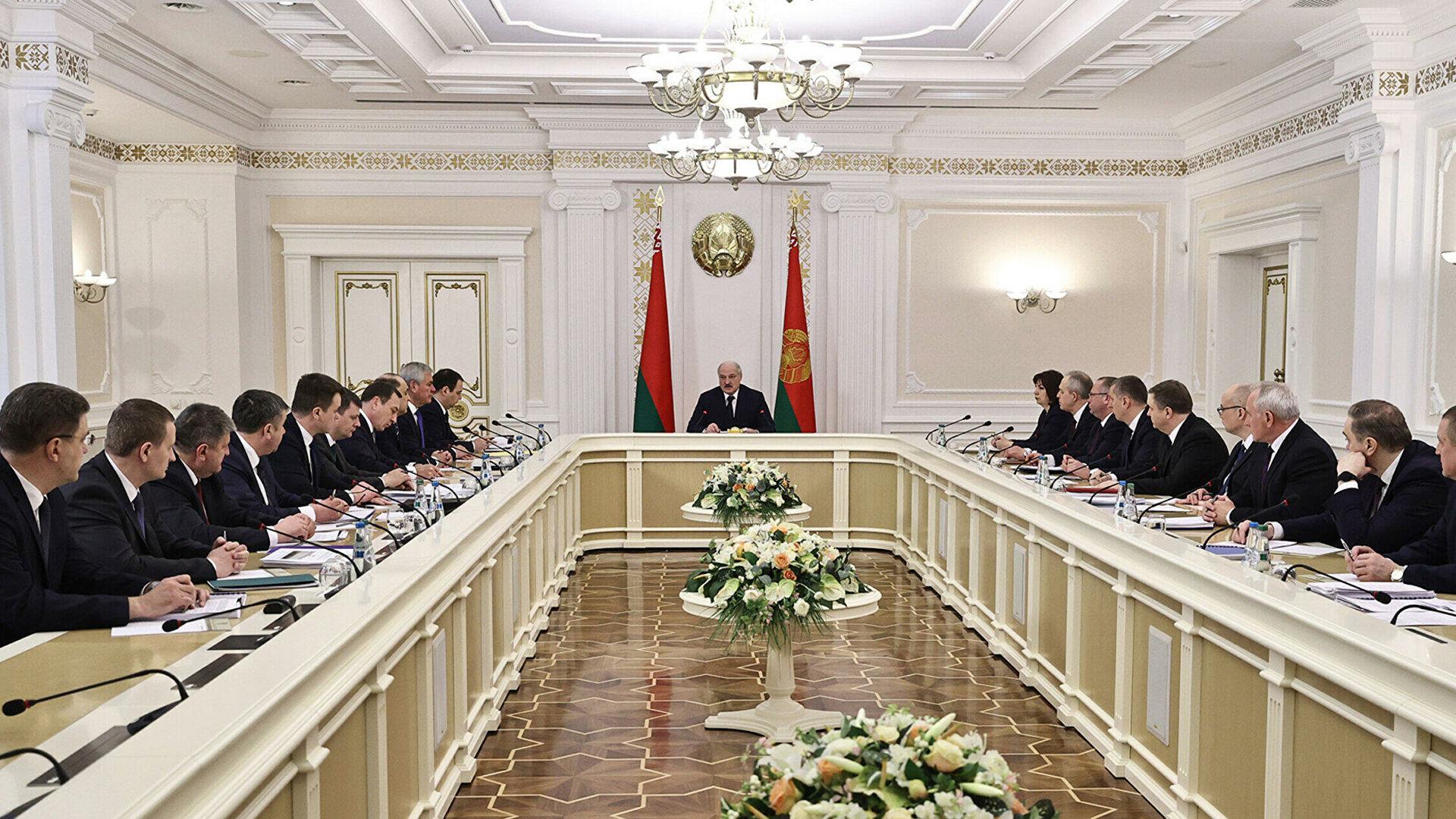 Belorusija uvela kontrasankcije EU