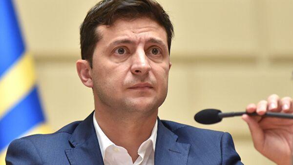 Зеленски: НАТО једини начин да се оконча рат у Донбасу