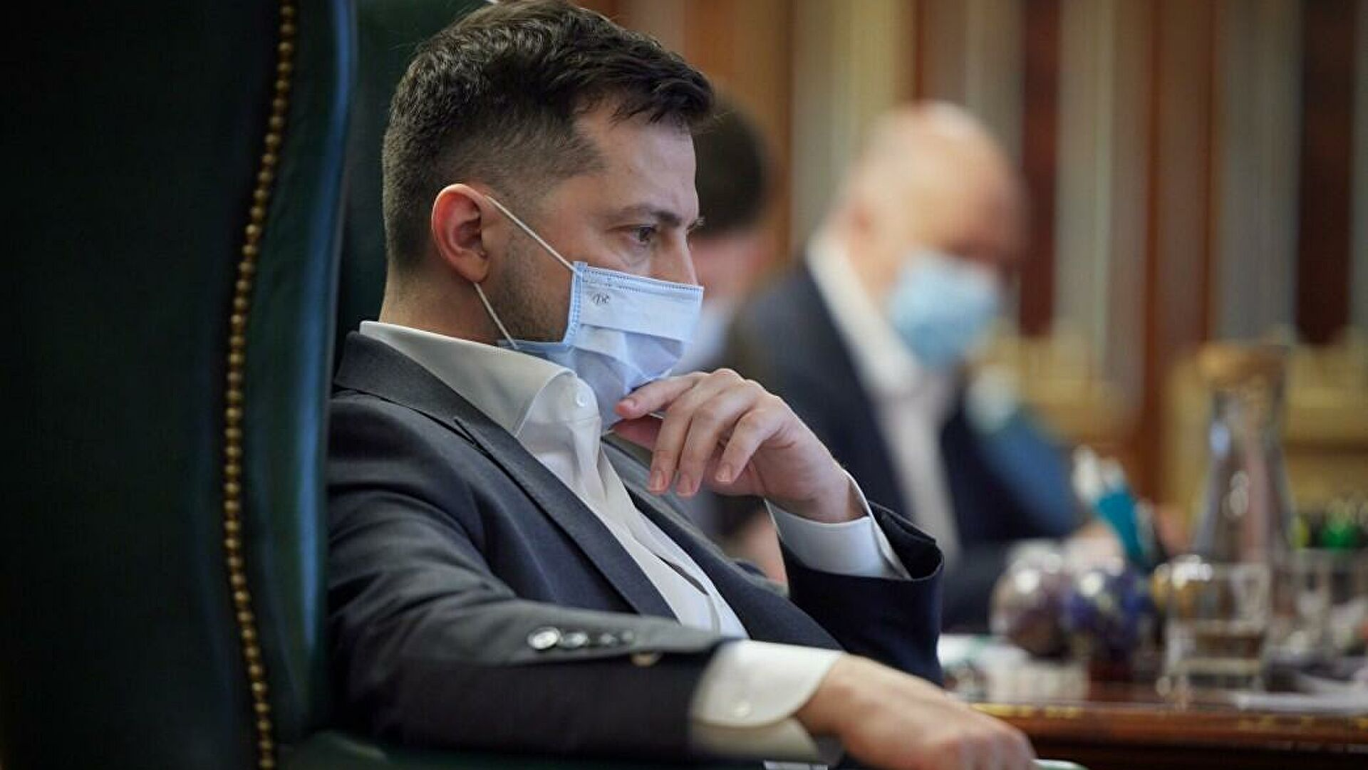 "Zelenski zatražio od Bajdena pomoć za ""obuzdavanje"" Rusije"