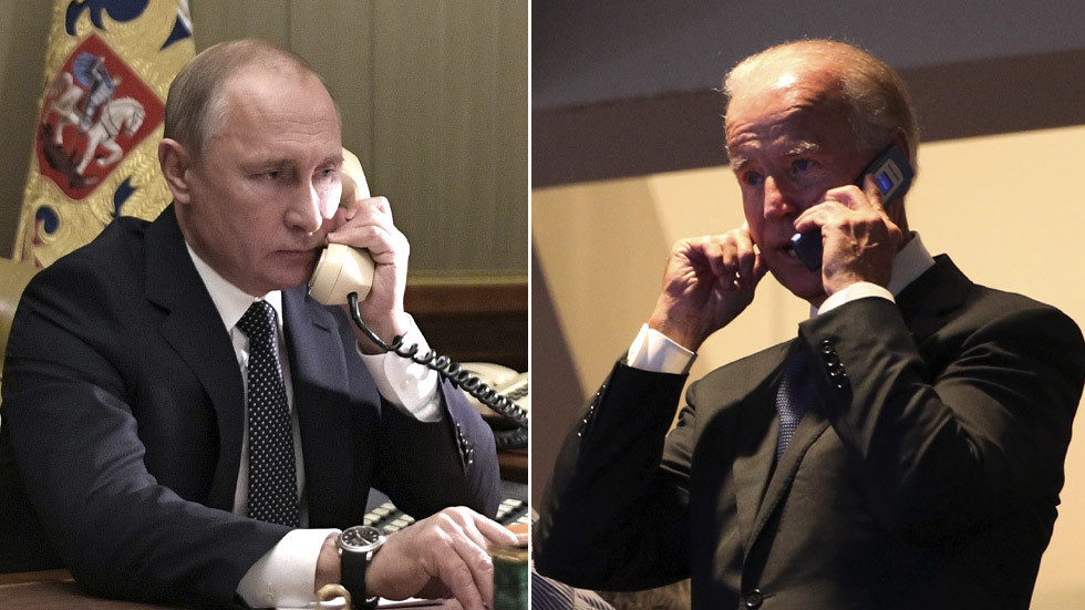 RT: Bajden poziva Putina na samit usred pogoršanja veza između Rusije i SAD, dok američki ratni brodovi ucrtavaju kurs ka Crnom moru