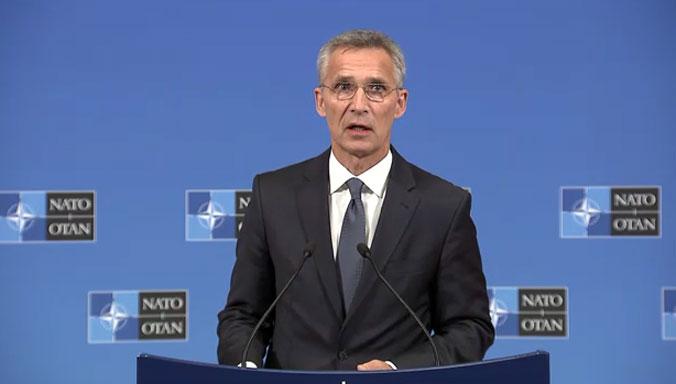 Stoltenberg: Pozivamo Rusiju da povuče svoje snage sa teritorije Ukrajine