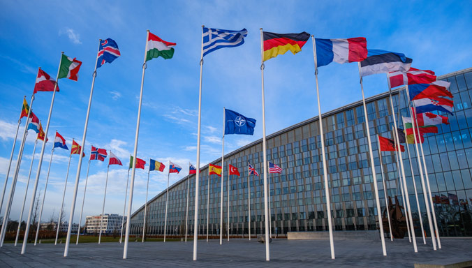 """""""НАТО савезници ће одговорити на акције Русије које представљају претњу евроатлантској безбедности"""""""