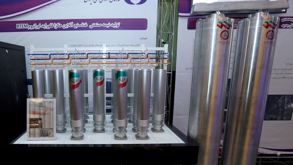 """РТ: Иран успешно произвео 60% обогаћени уранијум неколико дана након """"чина саботаже"""" у нуклеарном постројењу Натанц"""