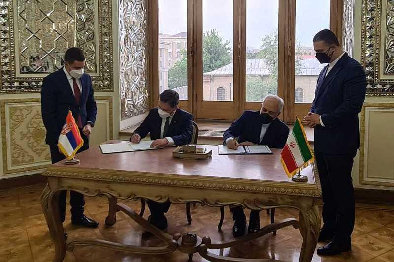 Iran podržava Srbiju u međunarodnim organizacijama