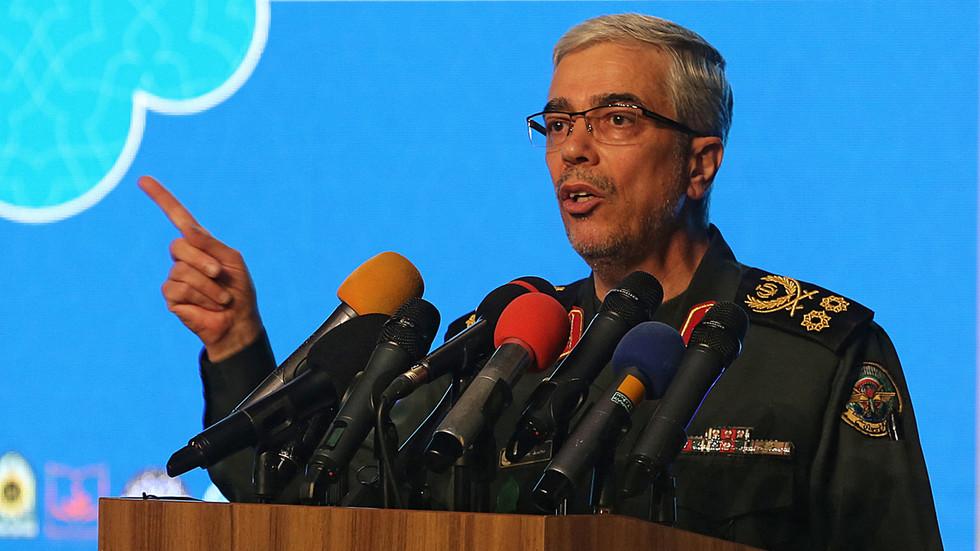 """РТ: """"Израел ће бити научен лекцији"""", упозорава командант иранске војске након напада на танкер"""