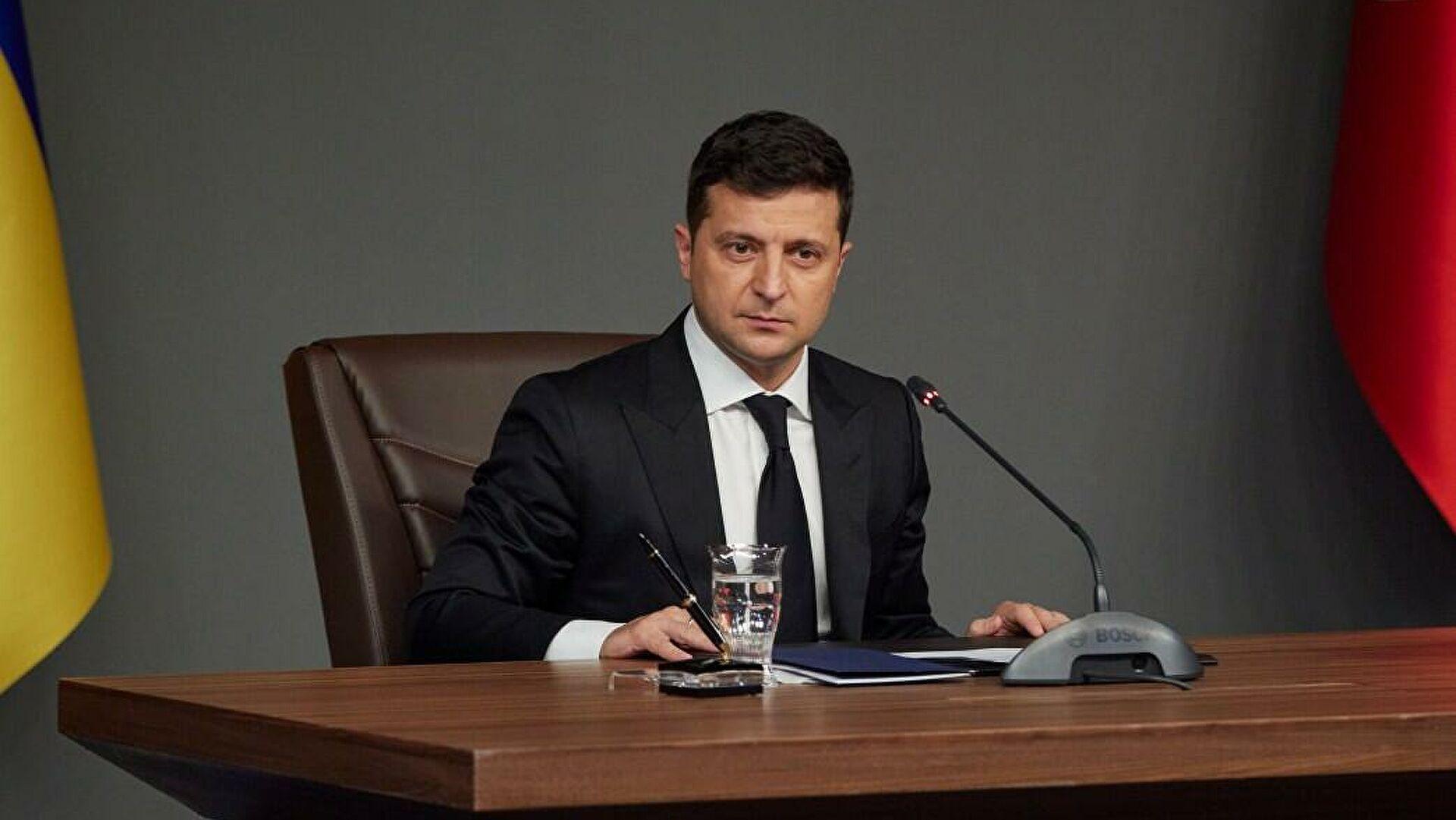 Zelenski izrazio spremnost da se bilo gde sastane sa predsednikom Putinom