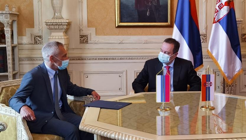 Saradnja Rusije i Srbije dodatno unapređena