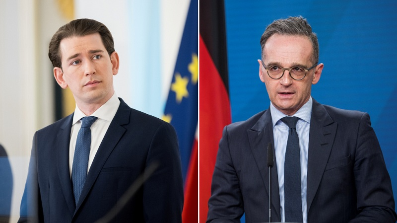 РТ: Курц и Мас упозоравају да нове санкције ЕУ против Русије неће успети, те уместо тога позивају на дијалог
