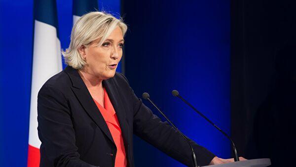 Марин Ле Пен: Није Русија започела увођење персоналних санкција, него ЕУ